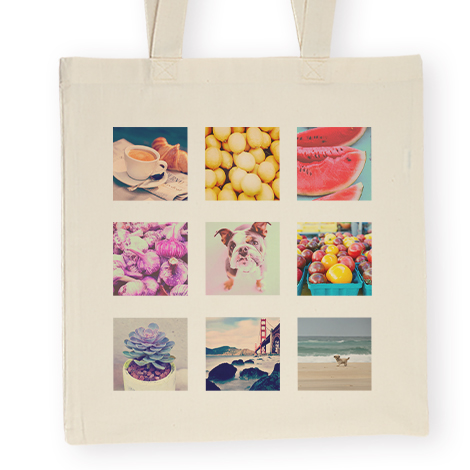 Everyday Canvas Tote